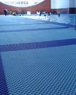 Покрытия для бассейна и сауны